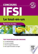 Concours IFSI   preuves   crites Le tout en un