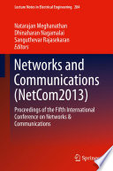 Networks and Communications (NetCom2013)