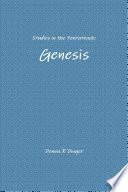 Studies in the Pentateuch  Genesis