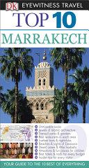 DK Eyewitness Top 10 Travel Guide  Marrakech