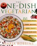 The One Dish Vegetarian