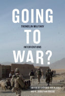 Going To War  book