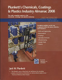 Plunkett's Chemicals, Coatings & Plastics Industry Almanac: Chemicals, Coatings & Plastics Industry Market Research, Statistics, Trends & Leading Comp