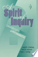 A Spirit Of Inquiry