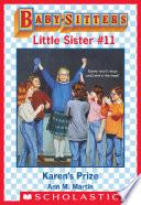 Karen s Prize  Baby Sitters Little Sister  11