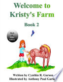 Welcome to Kristy s Farm  Book 2  Black and White Version