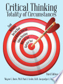 Critical Thinking  Totality of Circumstances  Third Edition