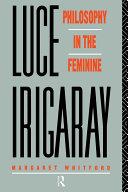 Luce Irigaray