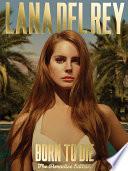 Book Lana Del Rey   Born to Die  Songbook