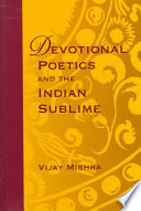 Ebook Devotional Poetics and the Indian Sublime Epub Vijay Mishra Apps Read Mobile