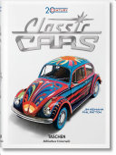 illustration 20th Century Classic Cars