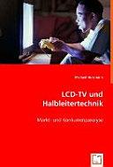 LCD-TV und Halbleitertechnik