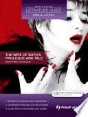 Philip Allan Literature Guide  for A Level   The Wife of Bath