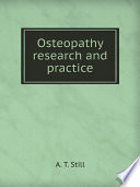 Osteopathy research and practice