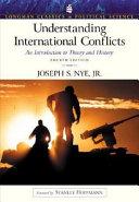Understanding International Conflicts