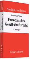 Europäisches Gesellschaftsrecht