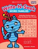 Write N Seek  Word Families