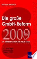 Die große GmbH-Reform 2008