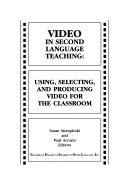 Video in second language teaching