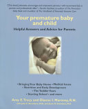 Your Premature Baby And Child