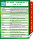 Medical Terminology The Body Speedy Study Guides