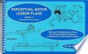 Perceptual Motor Lesson Plans Level 1