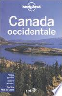 Guida Turistica Canada occidentale Immagine Copertina