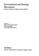 Environmental and housing movements
