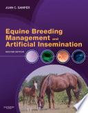 Equine Breeding Management and Artificial Insemination E-Book