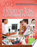 Income Tax Fundamentals 2015