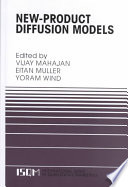 New Product Diffusion Models
