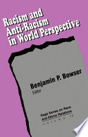 Racism and Anti-Racism in World Perspective
