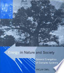 illustration Energy in Nature and Society, General Energetics of Complex Systems