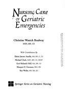 Nursing Care of Geriatric Emergencies
