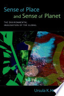Sense of Place and Sense of Planet