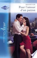 Pour l amour d un patron   Romance espagnole  Harlequin Azur