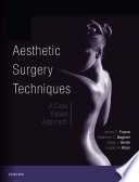 Aesthetic Surgery Techniques E Book
