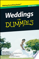 Weddings For Dummies Mini Edition