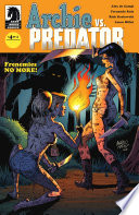 Archie Vs. Predator #4 : up to betty and veronica to put aside...