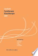 Jaarboek Fysiotherapie Kinesitherapie 2009
