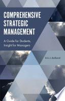 Comprehensive Strategic Management