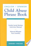 English Spanish Child Abuse Phrase Book
