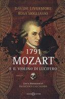 1791. Mozart e il violino di Lucifero Book Cover