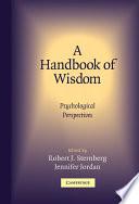 A Handbook of Wisdom