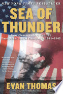Sea of Thunder In October 1944 Is Told Through The Commands