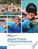 Aquatic Fitness Professional Manual 7th Edition