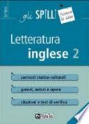 Letteratura inglese