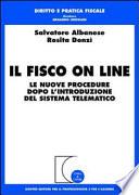 Il fisco on line  Le nuove procedure dopo l introduzione del sistema telematico