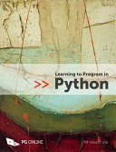 Learning to Program in Python