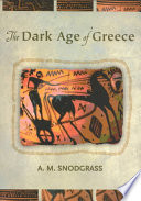 download ebook the dark age of greece pdf epub